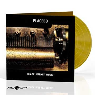 vinyl, album, band, Placebo, Black, Market, Music, Ltd, Bronze