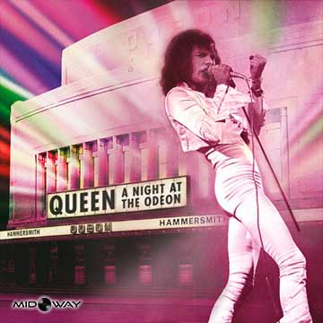 Queen | A Night At The Odeon