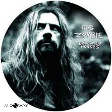 Rob Zombie | Educated Horses ( Picture Disc)