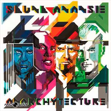 vinyl, album, pop, band, Skunk, Anansie, titel, Anarchytecture, Lp