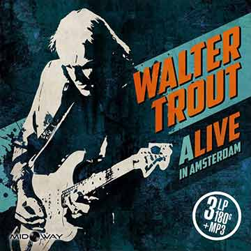 Walter Trout | Alive In Amsterdam