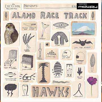 Alamo, Race, Track, Hawks, -Lp+Cd-