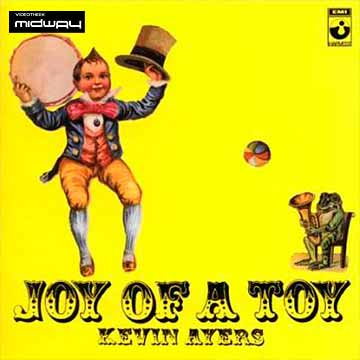 Ayers, Kevin,Joy, Of, A, Toy