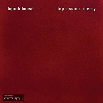 Beach, House, Depression, Cherry, Lp