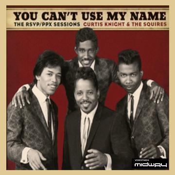 Curtis, Knight, &, The, Squires, Knight,  You, Can't, Use, My, Name, Lp