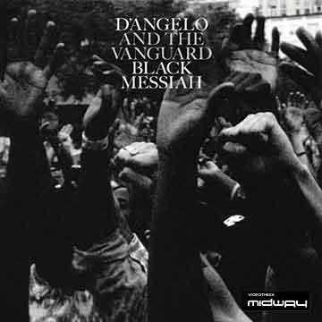 D'angelo, &, The, Vanguard, Black, Messiah, Lp