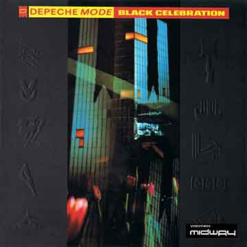 Depeche, Mode, Black, Celebration, Lp