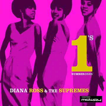 Diana, Ross, The, Supreme, No, 1, hits, Lp