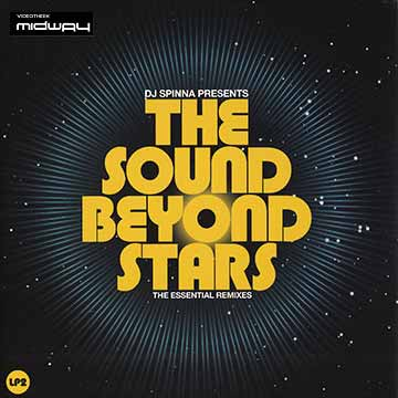 Dj, Spinna, presents,  album,  Sound, Beyond, Stars, Lp, 2