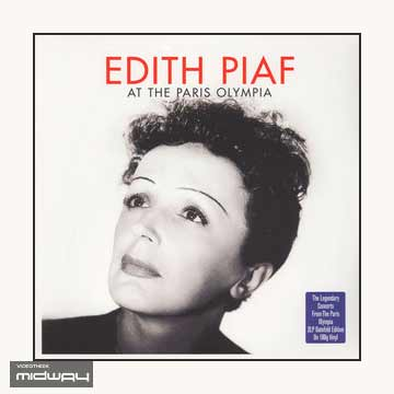 Vinyl, album,  Piaf, Edith, At, The, Paris, Olympia, lp
