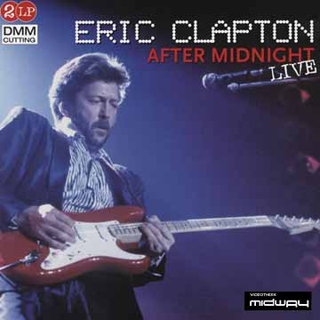 Eric, Clapton,After, Midnight, Live