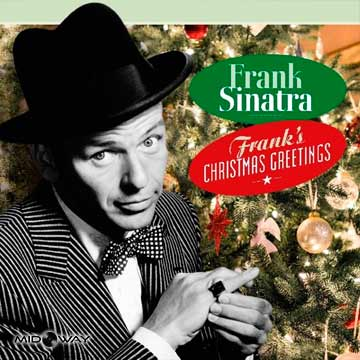 Frank Sinatra | Frank's Christmas Greetings (LP)