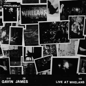 Gavin, James, Live, At, Whelans, Lp
