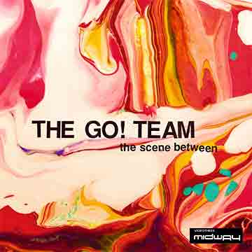 Go!, Team, Scene, Between, Lp
