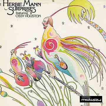 Herbie, Mann, Surprises, Lp)