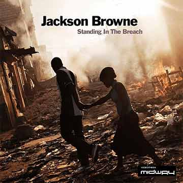 Jackson, Browne, Standing, In, The, Breach, lp
