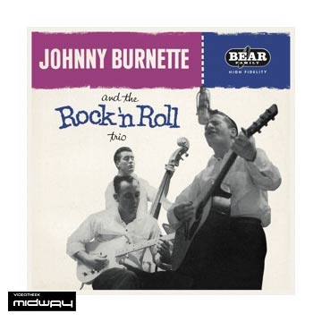Johnny, Burnette, And, The, Reissue, Lp