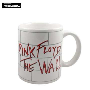 Pink, Floyd, koffiebeker, The, Wall