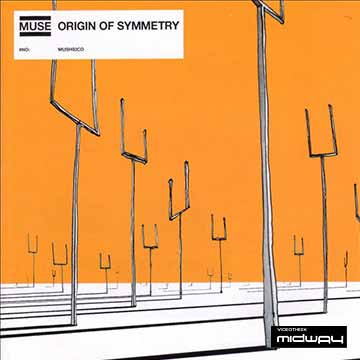 Muse, Origin, Of, Symmetry, Lp