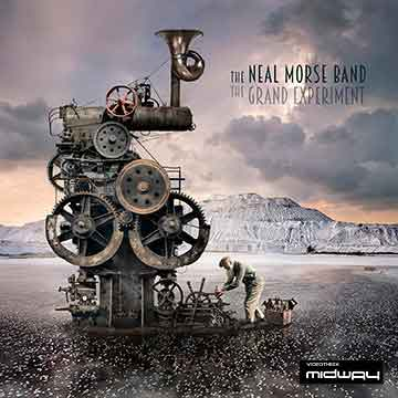 Neal, Morse, Band, Grand, Experiment, Lp, Cd