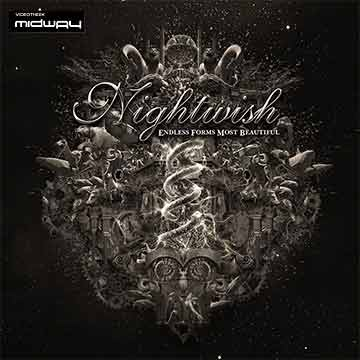 Nightwish, Endless, Forms, Most, Beautiful, Pd, vinyl  Lp