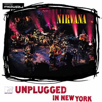 Nirvana, Mtv, Unplugged, In, New, York