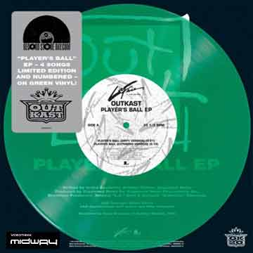 Outkast, Player'S, Ball, Ep, 10 inch