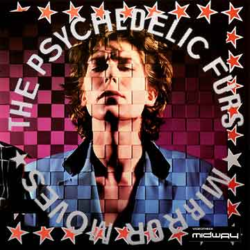 Psychedelic, Furs, Mirror, Moves, Lp