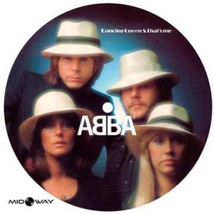 ABBA - Dancing Queen And That's Me Kopen? - Lp Midway