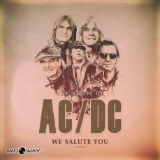AC/DC - We Salute You Lp - Coloured Kopen? - Lp Midway