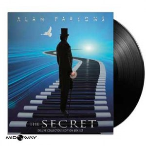 Alan Parsons The Secret -Box Set- Kopen? - Lp Midway