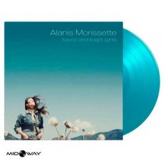 Alanis Morissette - Havoc and Bright Lights Coloured - Lp Midway