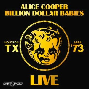 Alice Cooper - Billion Dollar Babies Kopen? - Lp Midway
