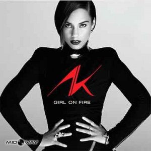 Alicia Keys | Girl On Fire (Lp)
