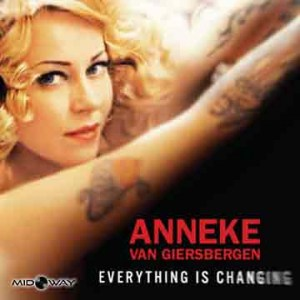 Anneke Van Giersbergen | Everything Is changing (Lp)