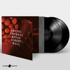 Arctic Monkeys Live at the Royal Albert Hall (2LP) - Lp Midway