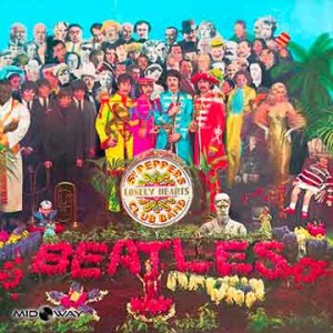 Beatles | SGT. PEPPER'S LONELY HEARTS CLUB BAND ANNIVERSARY EDITION (Lp)