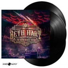 Beth Hart - Live At The Royal Albert Hall Kopen? - Lp Midway