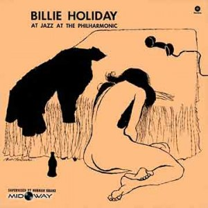 Billie Holiday | At Jazz At The Philharmonic (Lp)