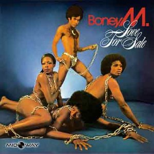 Boney M | Love For Sale (Lp)