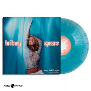 Britney Spears ‎– Oops!...I Did It Again - Lp Midway