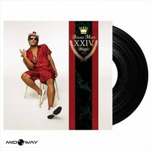 Bruno Mars | 24K Magic (Lp)