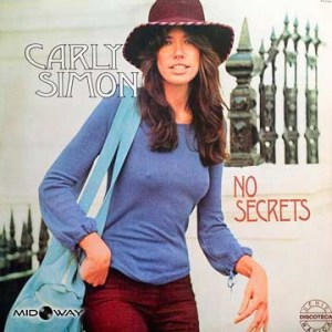 Carly Simon | No Secrets (Lp)