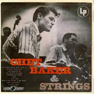 Chet Baker | With Strings (Lp)