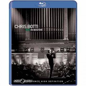 Chris Botti | Chris Botti Live In Boston (Blu-Ray)