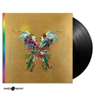 Coldplay - A Head Full Of Dreams / Live In Buenos Aires / Live In Sao Paulo lp