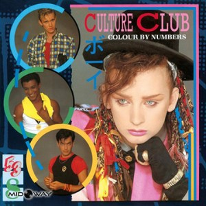 Culture Club | Colour By Numbers (Lp)