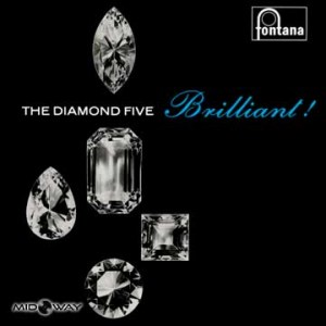 Diamond Five | Brilliant! Kopen? - Vinyl Shop Lp Midway