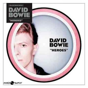 David Bowie | Heroes (7 inch)