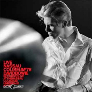 David Bowie | Live Nassau Coliseum '76 (LP)